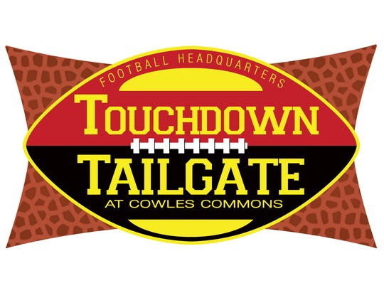 Touchdown Tailgate takes place at Cowles Commons on Saturday, September 8.
