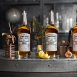 These exclusive spirits are only available in duty-free stores