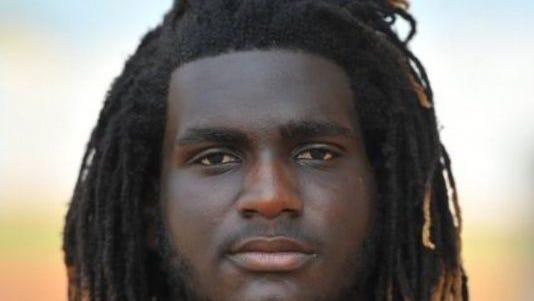 Thomas plays at Vero Beach High School in Florida