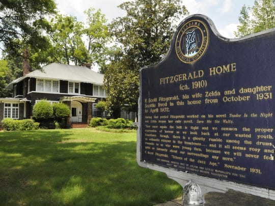 The F. Scott & Zelda Fitzgerald Museum will be hosting a New Year's Eve celebration.