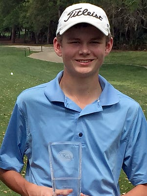 Hendersonville 15-year-old Bryce Lewis won the American Junior Golf Association (AJGA) Preview at Innisbrook by five strokes