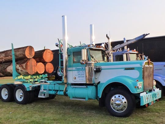 See big rigs galore at the 26th Annual Truck Show Aug 24-25 on the grounds of Antique Powerland, 3995 Brooklake Road NE.