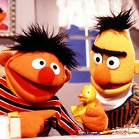 'Sesame Street' denies writer's claim that Bert and Ernie are gay: They are 'best friends'