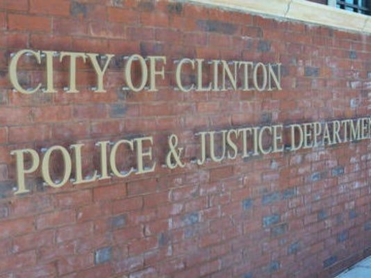 Clinton Police Stop Burglaries