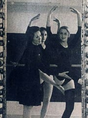 Marion Mills taught generations of ballet dancers and founded what is now known as the Shreveport Metropolitan Ballet.