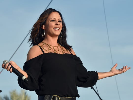 Sara Evans will perform Dec. 21 at Brown County Music Center.