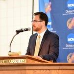 EC promotes Southside graduate Don Sherman
