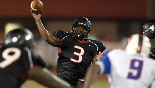 Clinton, led by quarterback Cam Akers, stayed at No. 7 in this week's Super 10, but was joined by two new teams in the rankings.