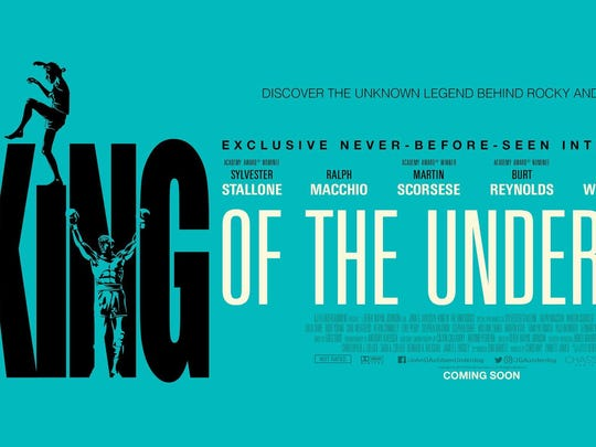 "See ""King of the Underdogs"" and hear stories about the making of the documentary at Robinson Film Center's regional filmmaker series at 7:30 p.m. Tuesday."