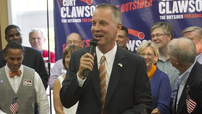 Rep. Curt Clawson, R-Bonita Springs
