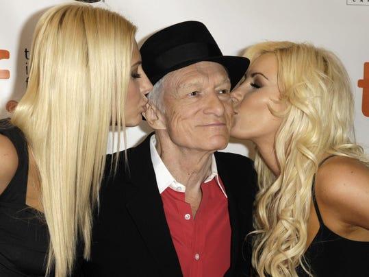 Playboy magazine founder Hugh Hefner dies at age 91