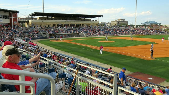 The Blue Wahoos have attracted more than 300,000 fans for five consecutive seasons and are the first team in the 52-year history of the Southern League to do it in the first five years of a franchise existence.