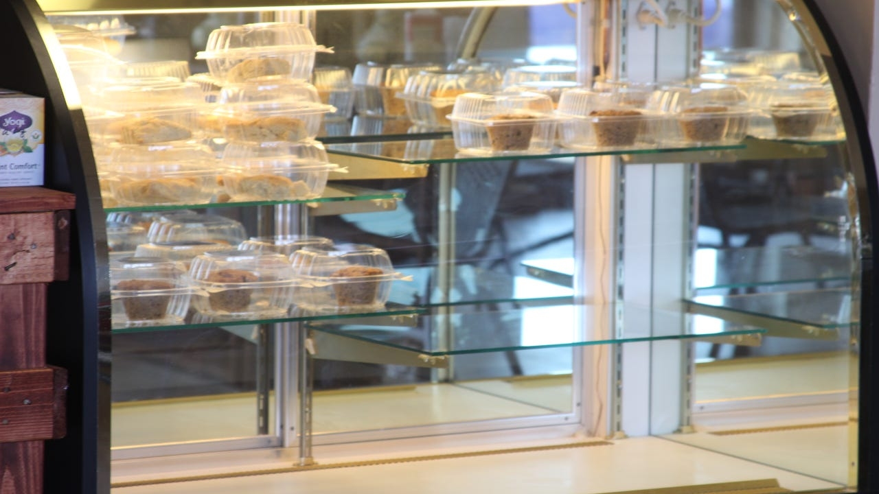 Although cheesecake is the main menu item at the Coffee Break 'N Cheesecake in Clarksville, the shop offers a variety in flavor options to fit most palettes and dietary restrictions.