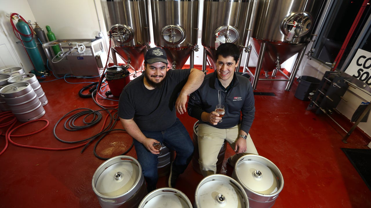 Fort Nonsense Brewing Company hosted their Grand Opening on Saturday, Jan. 28, 2018.
