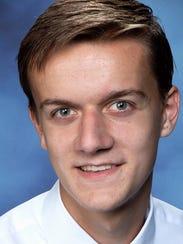 Bryce Vukovich, Cedar Crest High School