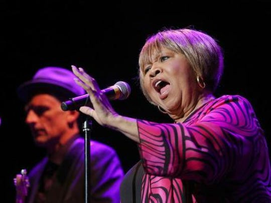 Mavis Staples will play the Peace Center in 2018.