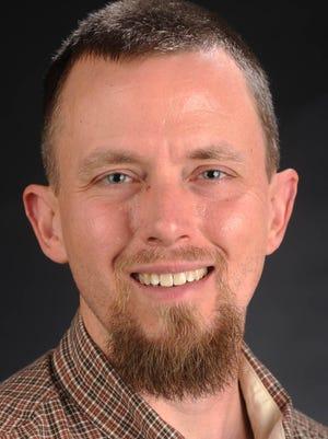 Matt Lakin, KNS reporter.