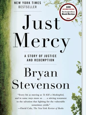 """""""Just Mercy"""" book cover"""