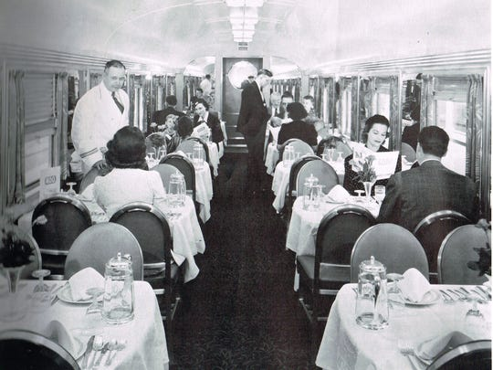 The 400 train ran between Chicago and the Twin Cities