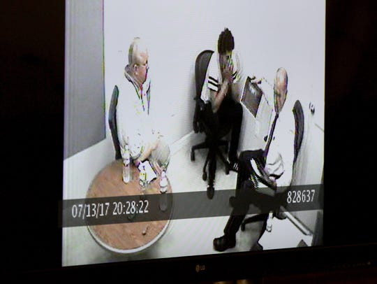 Monmouth County Prosecutor's Office Detective Wayne