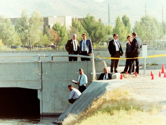 1990s Phoenix canal murders