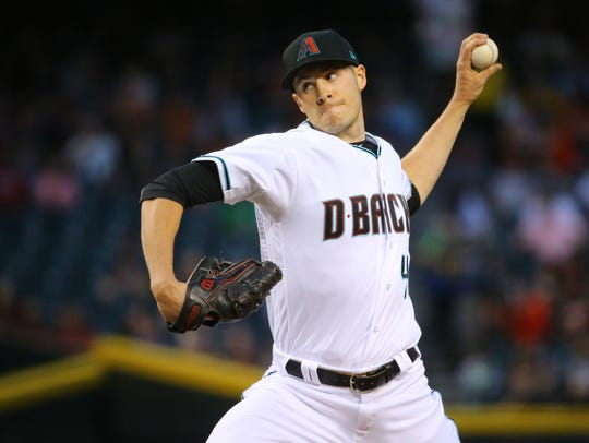 Could Diamondbacks starter Patrick Corbin be dealt