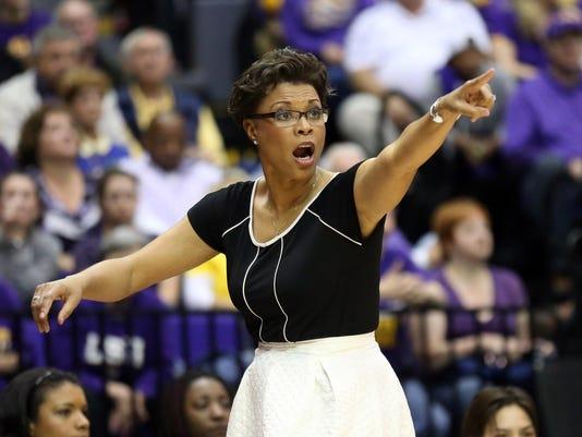 NCAA Womens Basketball: NCAA Tournament-2nd Round-LSU vs West Virginia