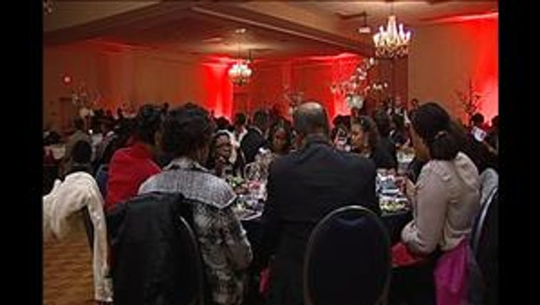 Last year's Gate City Sickle Cell Gala at NC A&T.