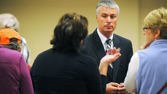 South Dakota Attorney General Marty Jackley visits