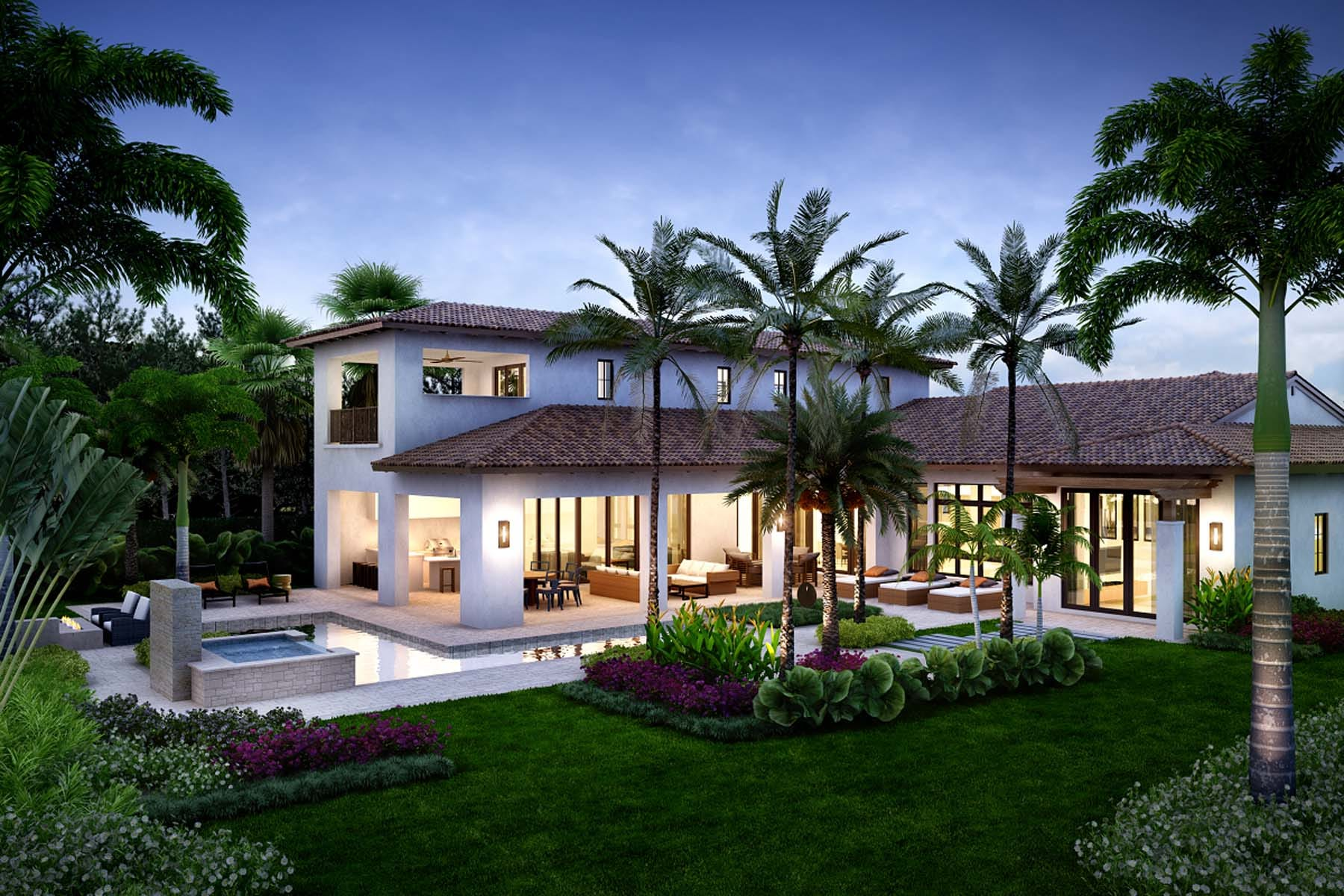 Catalina model home