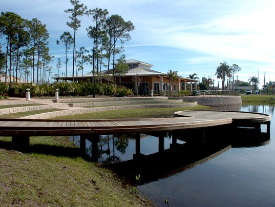The Port St. Lucie Botanical Garden