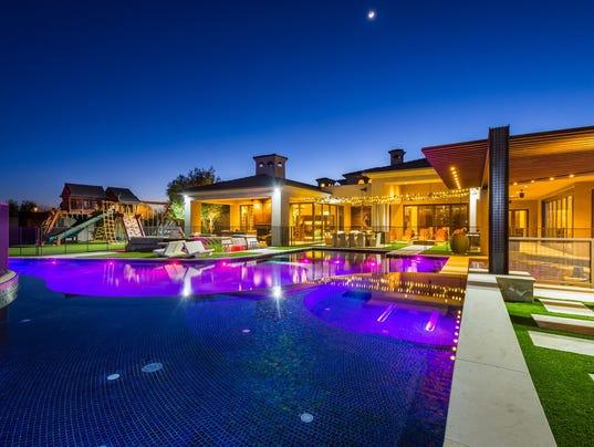 Baseball Stars Selling Pricey And Posh Arizona Mansions