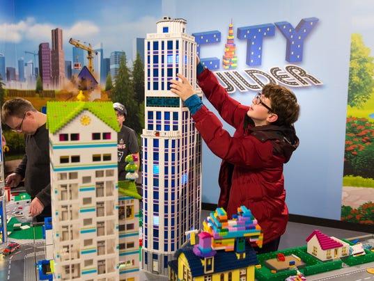 LEGO City Builder