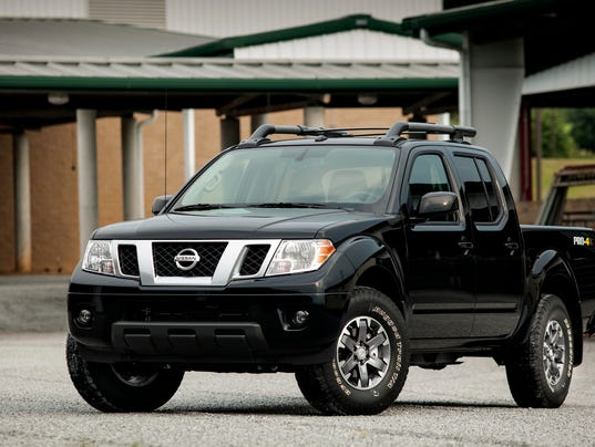 used crew nissan pro box banks cab short frontier detail at