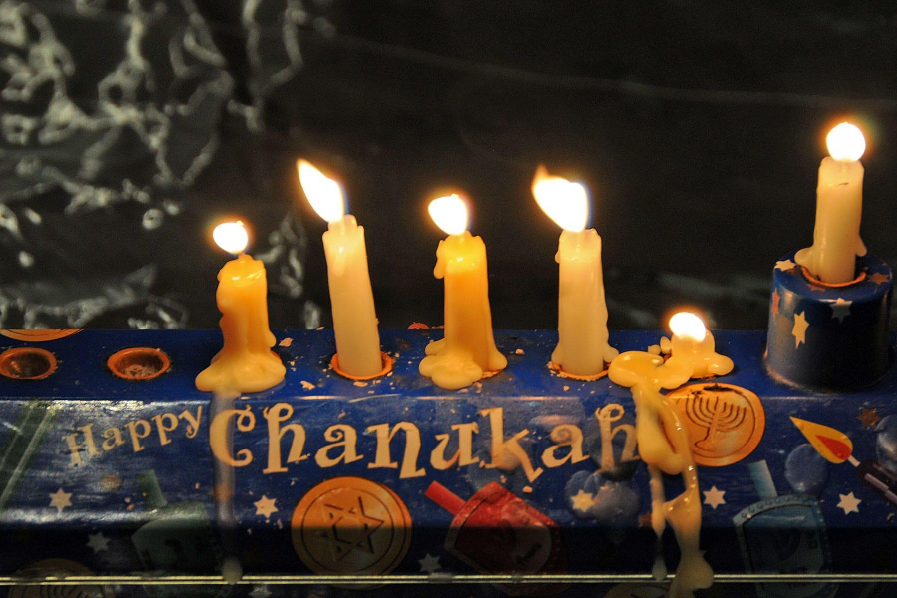 Hanukkah & Parade of lights Hanukkah in Ramapo azcodes.com