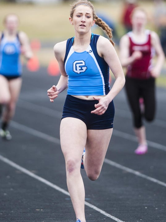 Prep Track and field