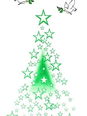Peace Tree logo