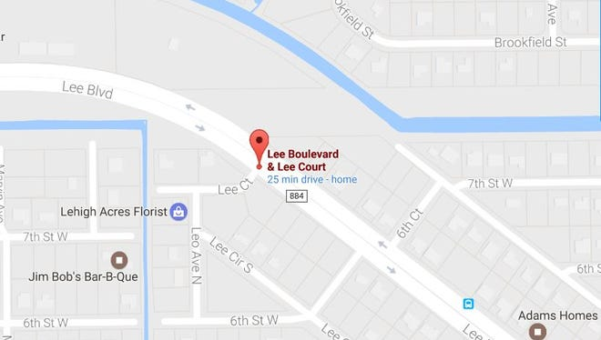 One person was killed in a head-on crash in Lehigh Acres on Wednesday, April 26, 2017.