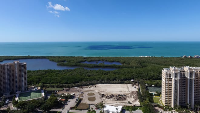 The general contractor has been named for Mystique, a luxury high-rise to be built in Pelican Bay.