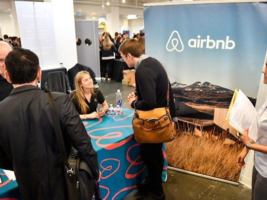 Airbnb has raised $1 billion at a valuation of about