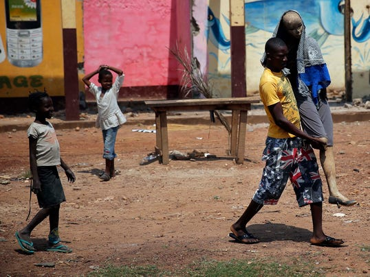 africaviolence