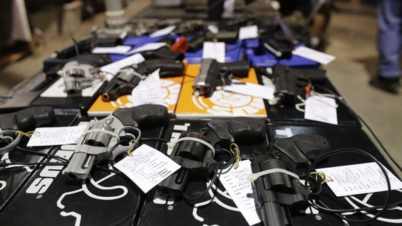 Can cities have their own gun laws? Can the Legislature