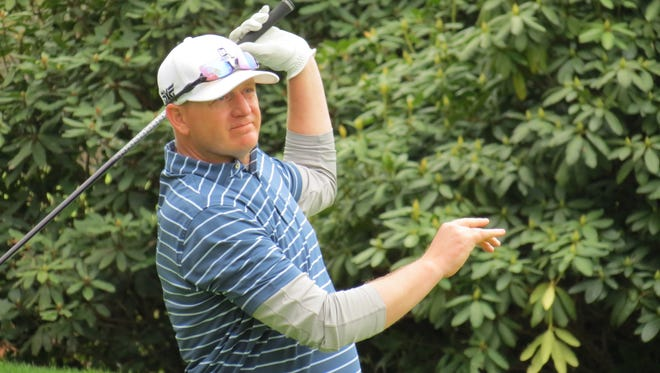 Grant Sturgeon has twice qualified for the PGA Championship and is shotting for a third.