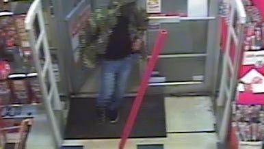 Robbery suspect in Lehigh Acres Saturday night