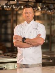 Chef Jason Roberts.