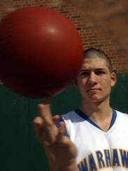 Germantown's Ben Averkamp was named the 2009 All-Suburban