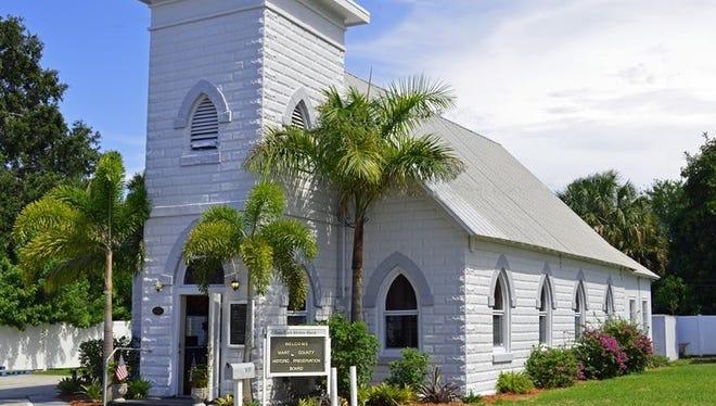 Jensen Beach Christian Church, 2016