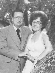 Ed and Marguerite Schlitt