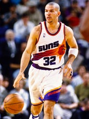 Jason Kidd was a great player in Phoenix, Dallas and