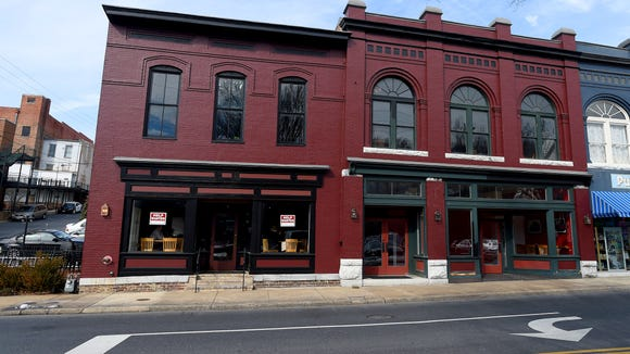 Joe's Steakhouse is located at 19 W Johnson St. in